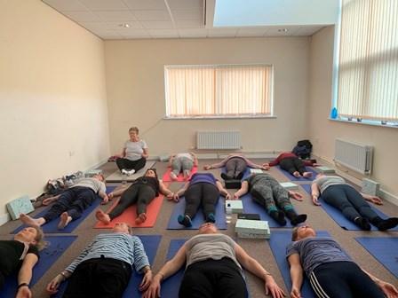 The Marshside Surgery - Yoga classes for Marshside Surgery